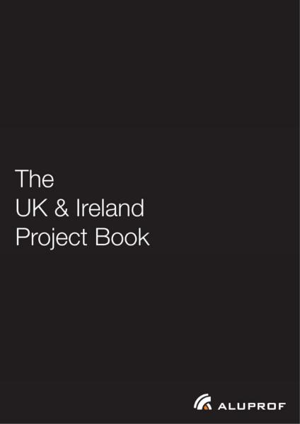 UK & Ireland Project Book - Aluminium Systems