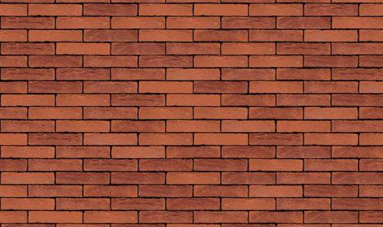 Becton Red Multi - Clay Facing Brick