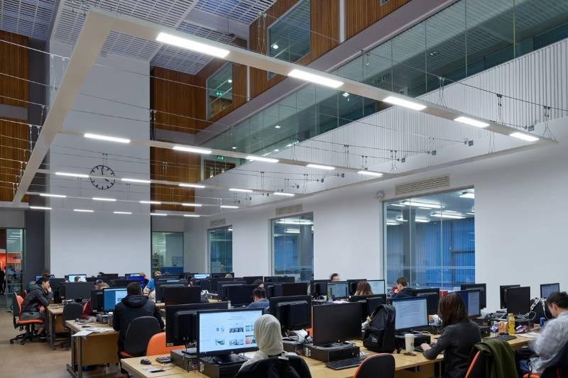 Liverpool University, Sydney Jones Library