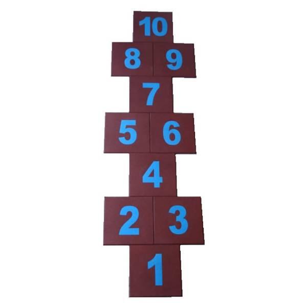 Dflect Numbered Tile Set