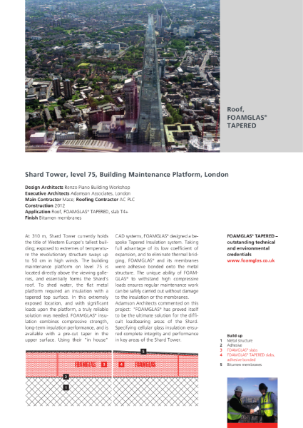 High Rise Buildings - Case Study