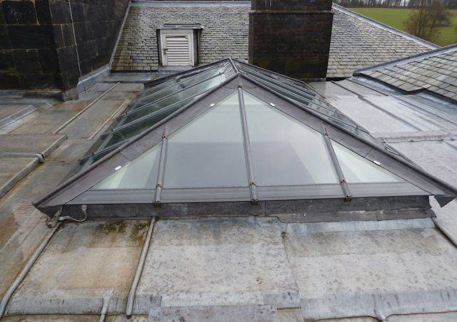 Heritage Self-Supporting Skylight