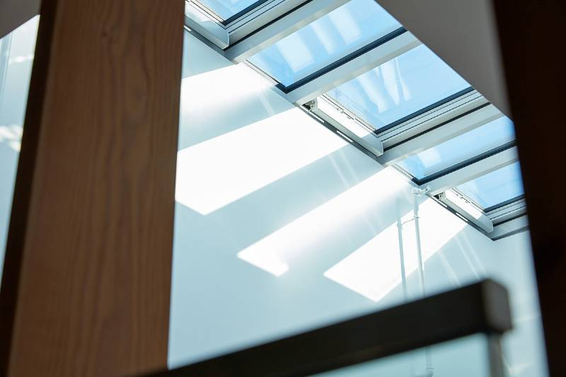 Glass Roof PR60 Passivhaus