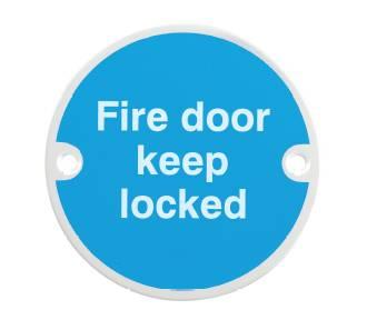Fire Signage FDKL (HUKP-0105-25)