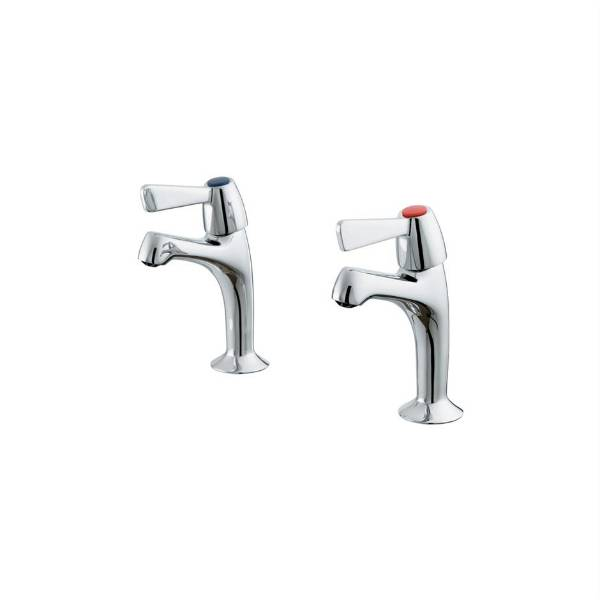 "Alterna Quadrant 1/2"" Lever High Neck Taps"