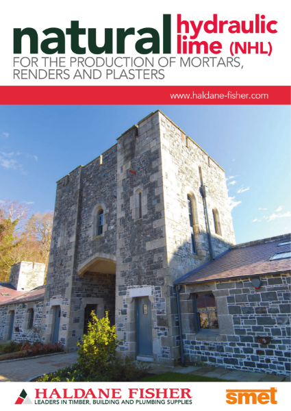 SMET Natural Hydraulic Lime Brochure