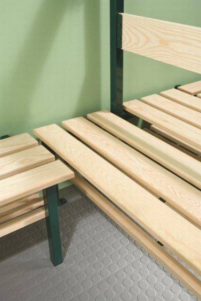 Changing and Cloakroom Benches and Fittings