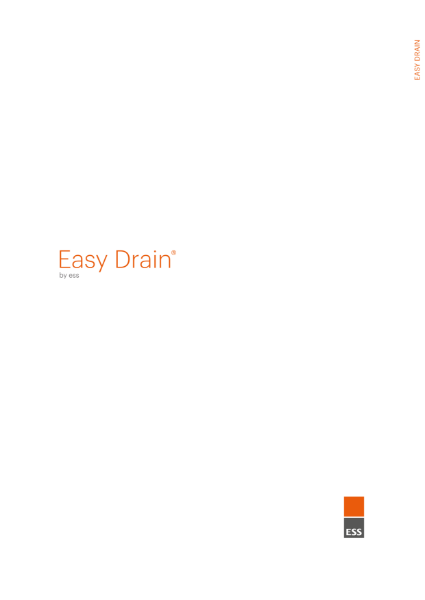 Vinyl drain