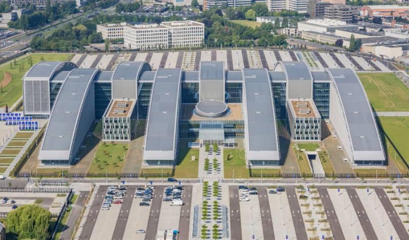 NedZink NOVA Pro-Tec - NATO HQ