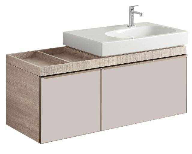CITTERIO Vanity Unit 1184 x 554 x 504 mm (835520000/835521000)
