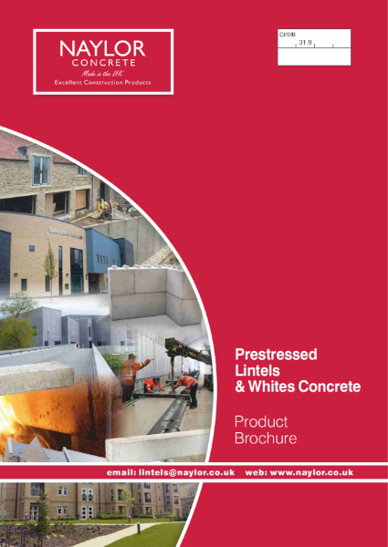 Naylor Concrete - Product Brochure