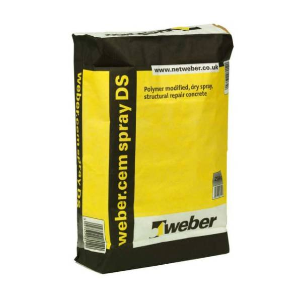 webercem spray DS
