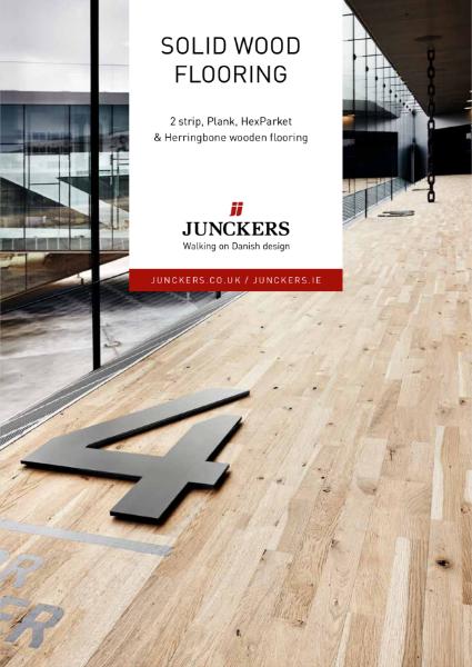 Junckers Solid Wood Flooring