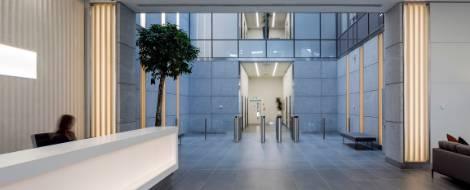 Boon Edam | The Silver Fin Building | Aberdeen