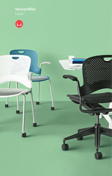 Caper Multipurpose Chair - Brochure