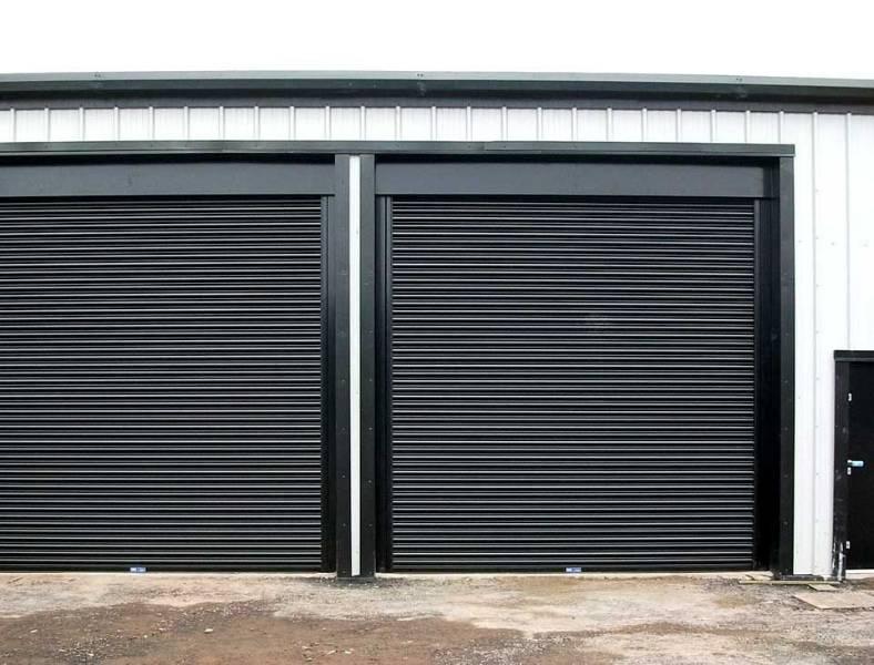 Industrial Roller Shutter Door Armourguard Industrial C1