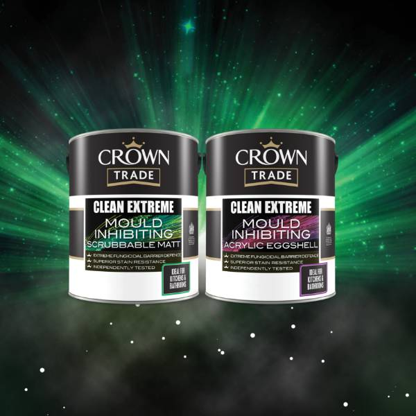 Break the mould with Crown Trade's Clean Extreme