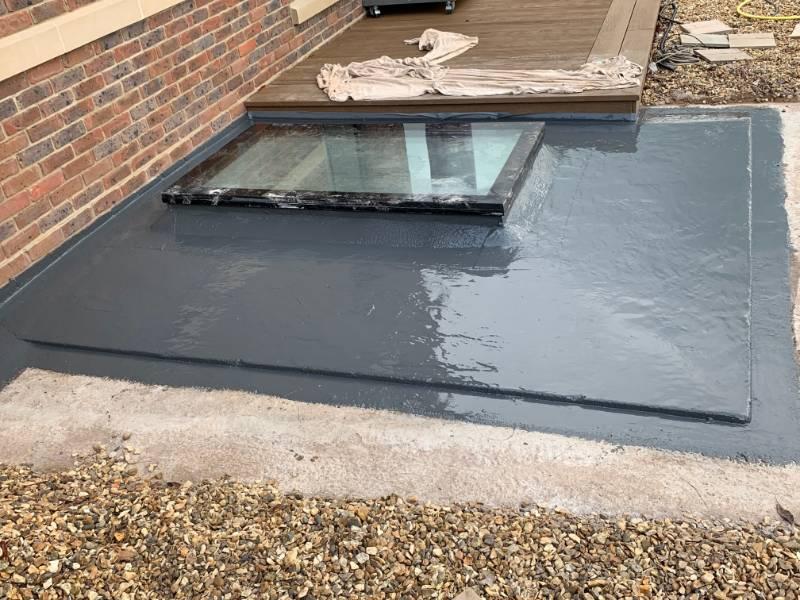 Waterproofing experts seal leaky basement