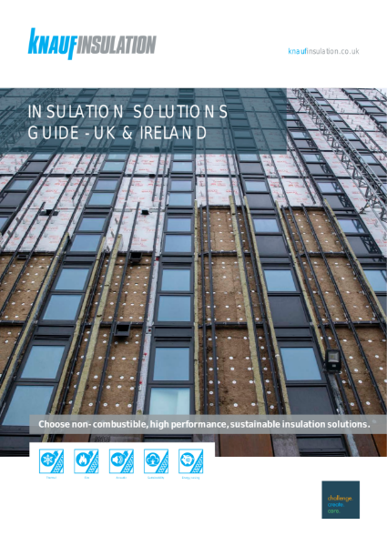 Knauf Insulation Solutions Guide