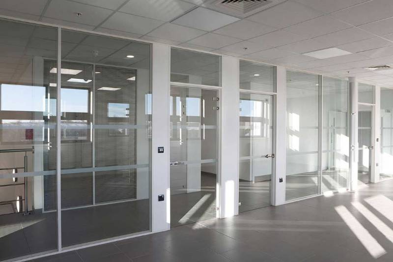 M100 Modular Partitioning System - Single Board