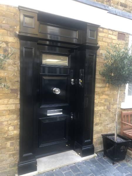 MEDITE TRICOYA EXTREME creates bespoke doors for prestigious London home