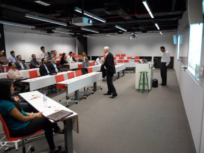 Hult International Business School Campuses - AV Technology for the Business Classroom