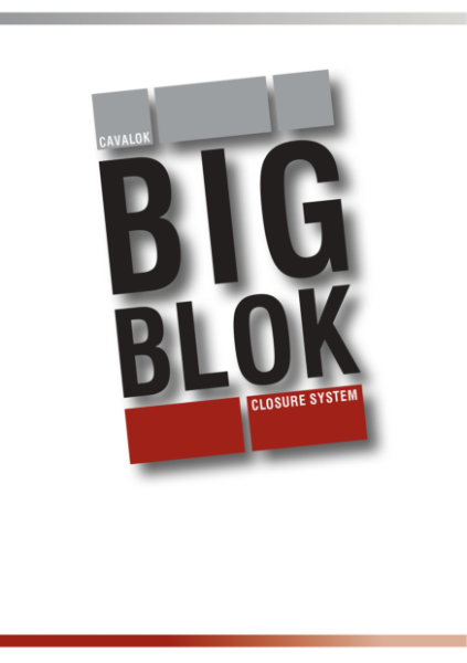 Combined Cavalok Bigblok Closure System Product Information Sheet