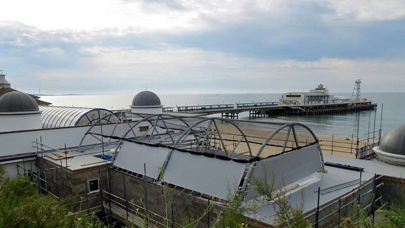 IKO Armourplan the natural choice at Bournemouth Oceanarium