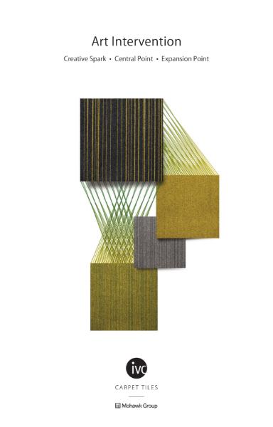 Art Intervention Carpet Tile Collection