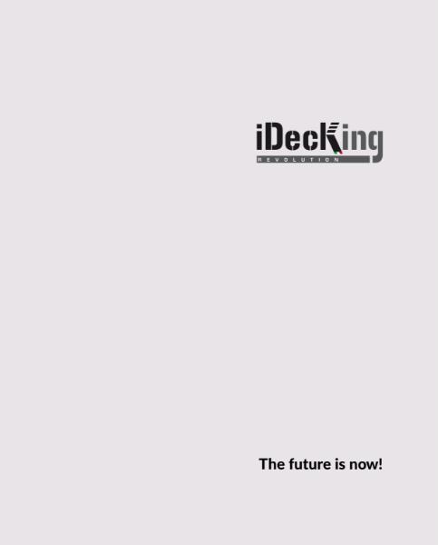 Decking & Cladding - iDecking