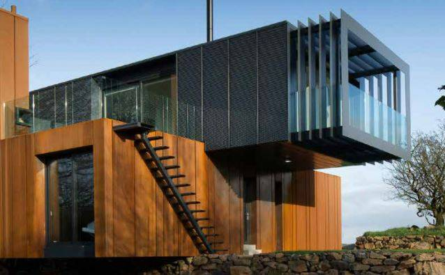 Grand Designs Shipping Container House