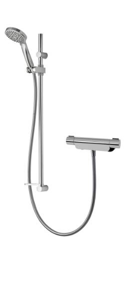 MIDAS 220 - Bar Mixer Shower With Adjustable Head
