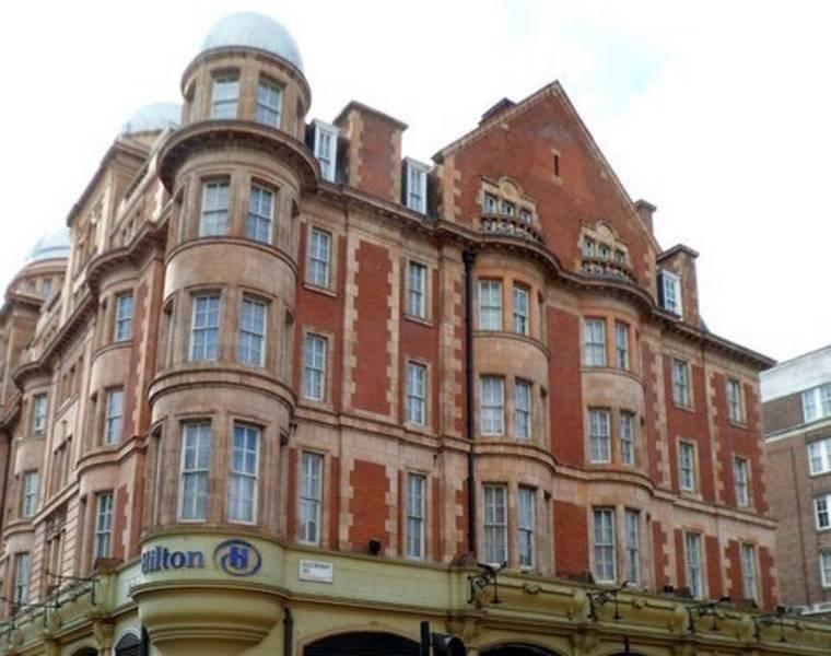 Hyde Park London Hilton Hotel