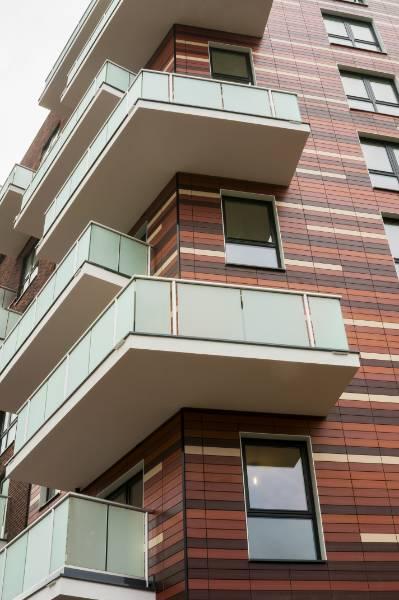 Barham Park Estate Phase 1A & 1B, Wembley, London