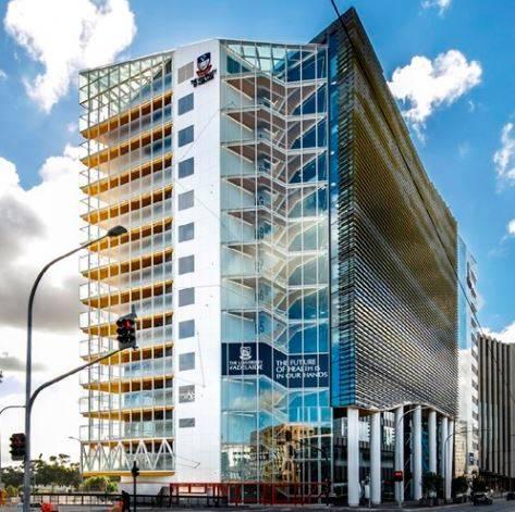 Adelaide Medical Nursing School (AMNS), SA