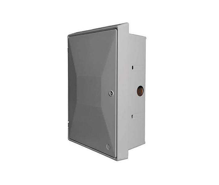 Electrical Meter Box Recessed