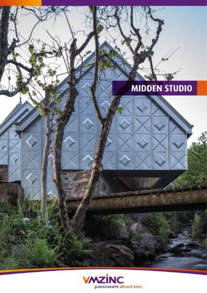 VMZINC Midden Studio