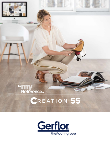 Creation 55 - Luxury Vinyl Tile and Plank (LVT) Flooring