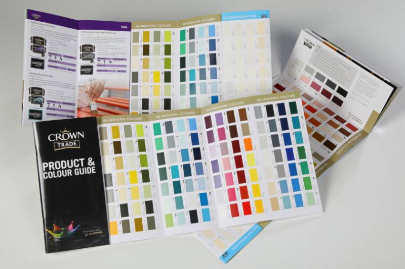 CROWN PAINTS UNVEILS NEW PRODUCT & COLOUR GUIDE