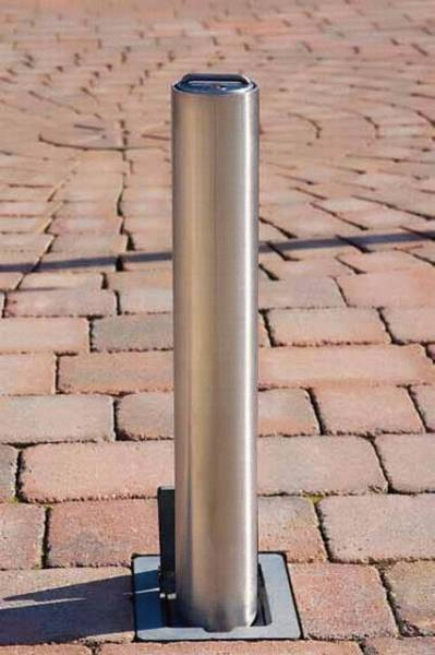 Rhino RT RD4 SS Telescopic Bollard