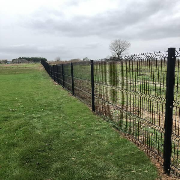 East Kent Primary school choose V Mesh to secure perimeter