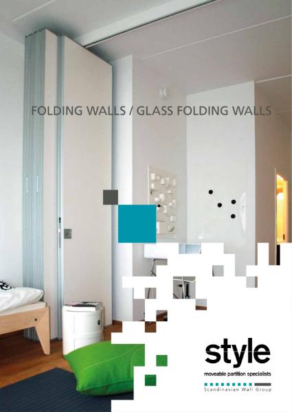 Stylefold Folding Walls