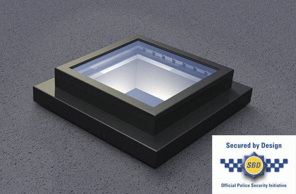 Plateau Rooflight Secured By Design