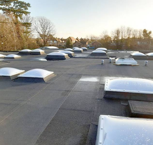 Bailey System 5000 FR (Cold Roof)