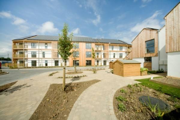 Sinclair Meadows – Zero Carbon Code 6 Housing