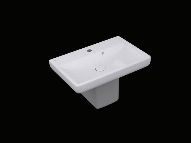 AVENTO Washbasin 4A00 55 XX