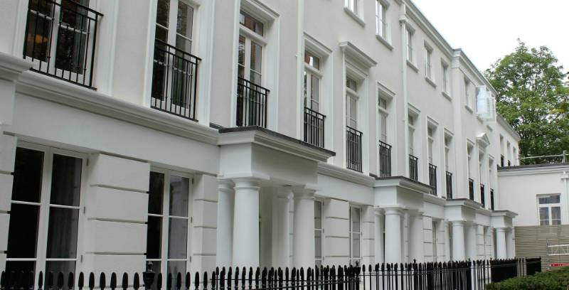Accoya selected for St Johns Wood, London