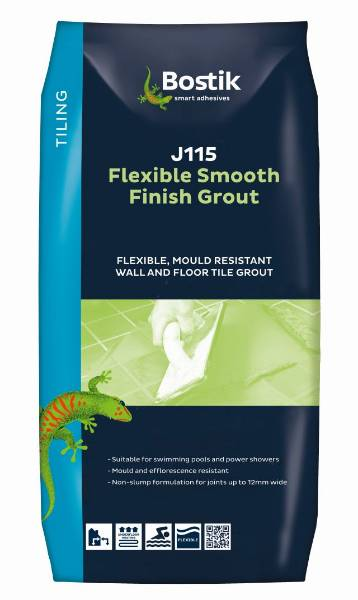 J115 Flexible and Smooth Grout