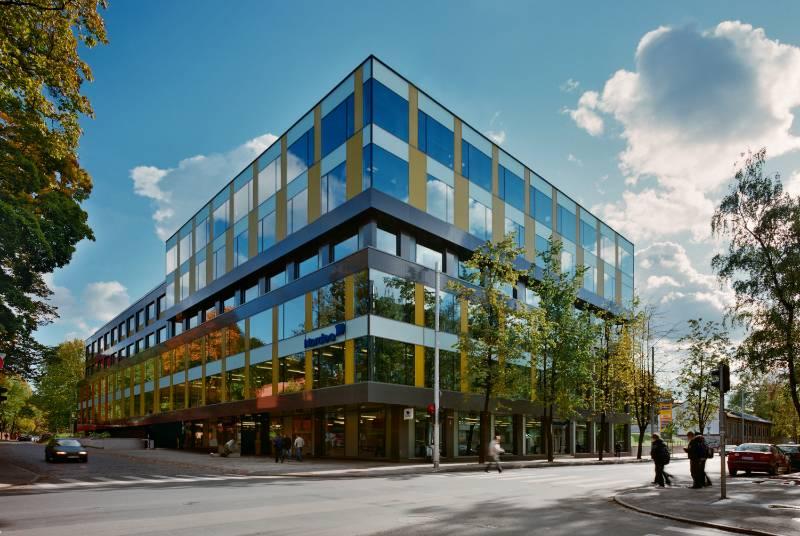 Alojas Biznesa Centrs, Latvia