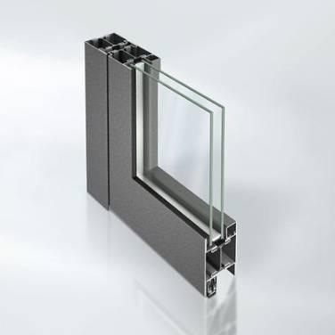 Thermally insulated steel door - Janisol